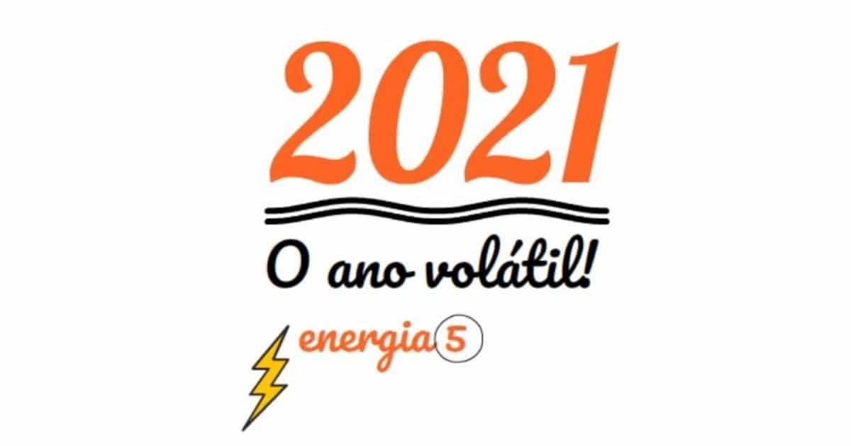 2021 - O Ano Volátil - Numerologia na Vida