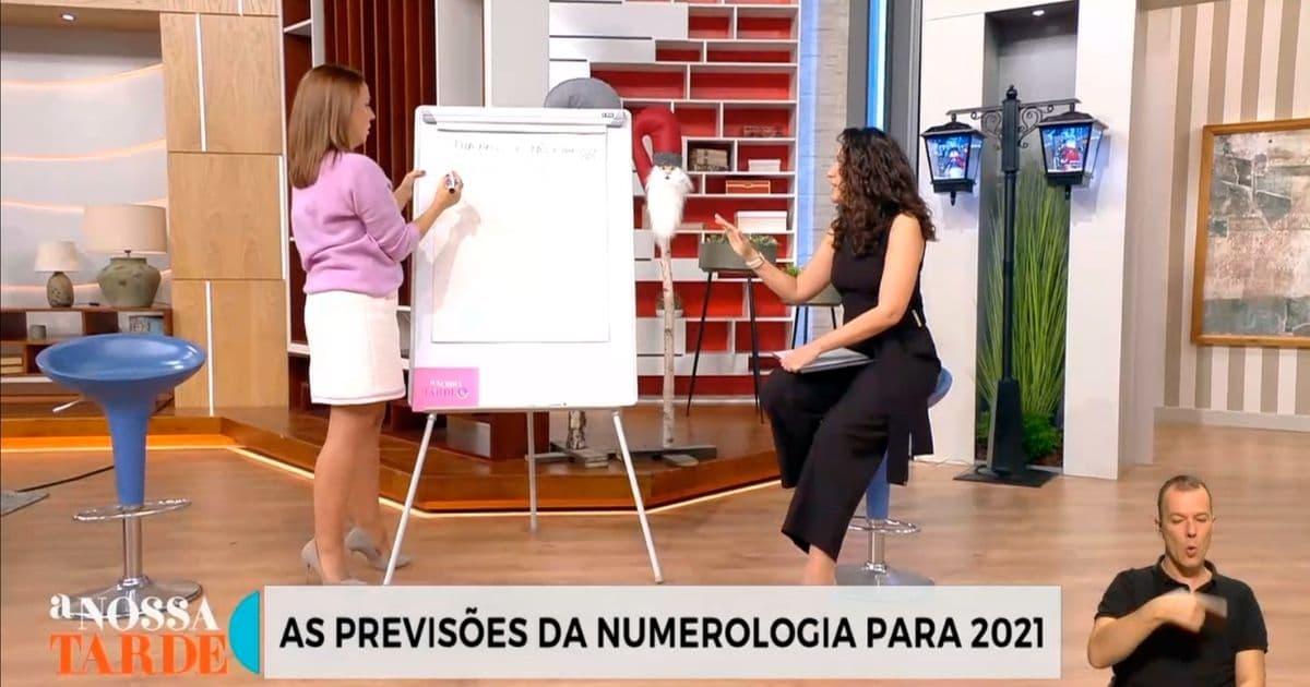 Análise 2021 RTP - A Nossa Tarde Ana Sequeira